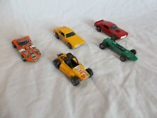 Lot of 5 - Vintage Hot Wheels Red Line Cars