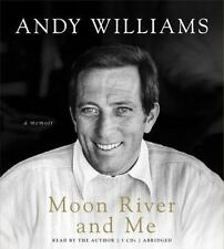 Moon River and Me : A Memoir by Andy Williams (2009, CD, Unabridged)