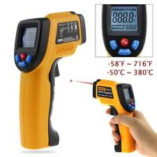 Digital Thermometer IR Thermometer Infrared Outdoor Laser Pyrometer