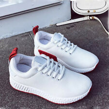 Womens Sports Shoes Casual Trainers Running Flat Walking Comfy Athletic Sneakers
