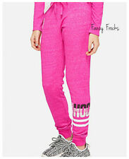JUSTICE Girls Sequin Hoops Skinny Cuff Sweatpants, NEW, 12 16 Basketball