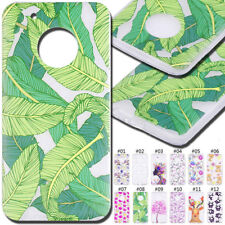 For Motorola TPU Silicone Rubber Protective Soft Back Case Cover Shockproof Skin