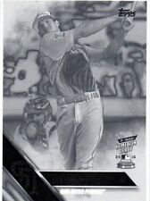 2016 Topps Update Wil Myers SP Black and White Negative