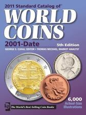 2011 Standard Catalog of World Coins 2001-Date (Standard Catalog of-ExLibrary
