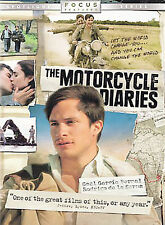 The Motorcycle Diaries (DVD, 2005, Widescreen)