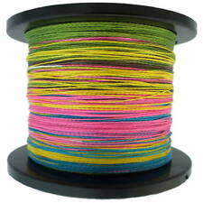 300m Braid Braided Fishing Line Beach Multi Colour Dyneema 15lb 30lb 80lb 200lb