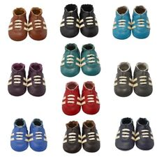 YIHAKIDS Leather Baby Shoes Prewalker Toddler Sneakers Soft Sole Loafer 0-3Years
