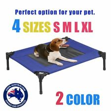 New Heavy Duty Pet Dog Cat Summer Bed Trampoline Hammock Cot Size S M L XL BIG