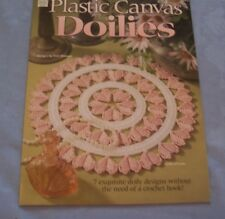 House of White Birches Plastic Canvas Patterns DOILIES 181055