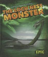 The Loch Ness Monster (Unexplained Mysteries)-ExLibrary