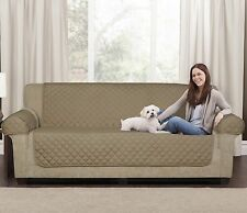 Pet Furniture Covers Waterproof Quilted Sofa Cover Pet Protectors for Furniture