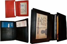 Card case, Leather Business Credit Card ID Holder Genuine leather 40 card holder