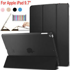 """New iPad Pro 9.7"""" Slim Leather Magnetic Smart Shockproof Hard Case Cover Stand"""