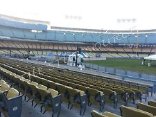 2 COL Rockies vs Angeles Dodgers 5/21 Tickets 9th Row Field Aisle Dodger Stadium