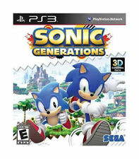 Sonic Generations (Sony PlayStation 3, 2011)