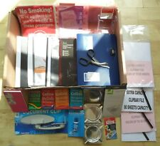 Job Lot Assorted Stationery Items