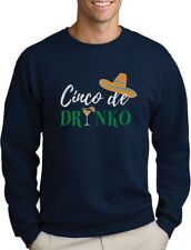 Cinco De Drinko - Cinco De Mayo Drinking Party Sweatshirt Gift Idea