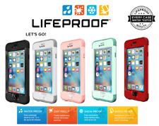 LifeProof NUUD iPhone 6 6S - iPhone 6 6S Plus Waterproof Authentic New
