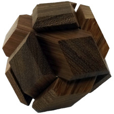 Insoma wooden burr puzzle