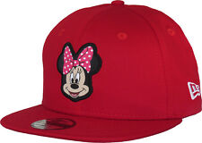 Minnie Mouse New Era 950 Disney Patch Snapback Cap (Age 4 - 10 years)