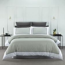 Style & Co 1000TC Egyptian Cotton Hotel Collection Quilt Cover Set Super King