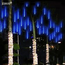 30CM Meteor Shower Rain Lights Tubes Multi-color AC100-240V LED Christmas Lights