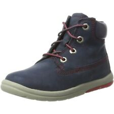Timberland Toddle Tracks 6 Inch Navy Nubuck Infant Ankle Boots