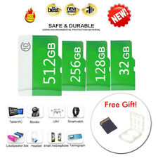 32GB 128G Class 10 Micro SDHC SD TF Memory Card Adapter for Phone Camera Tablet