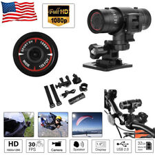 Full HD 1080P Waterproof Helmet Action Camera Sports Video Bicycle Recorder Cam