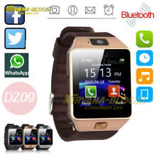 DZ09 LATEST Bluetooth Smart Watch For HTC Samsung Android Phone Camera SIM Slot