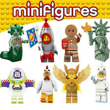 Compatible LEGO Minifigures Minifigure Series Collectible Building Blocks