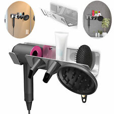 For Dyson Supersonic Hair Dryer Wall Mount Stand Holder Aluminum Hanger Sheft