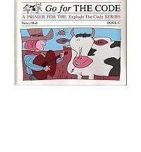 Explode the code: Go for the Code Book C by Nancy Hall (2004, Paperback)