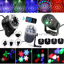 Mini RGB LED Laser Projector Club DJ Disco Bar Stage Lighting Lights Party HOT