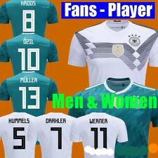 Germany Soccer Jersey World cup russia 2018 MULLER OZIL KROOS shirt