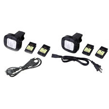 WIRED 4800 mAh Rechargeable Battery Charger Dock Pack for Xbox 360 Joystick