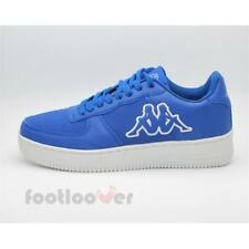 Kappa Shoes Caserta Footwear 3025WK0 968 Mens Sneakers Blue Royal Casual Fashion