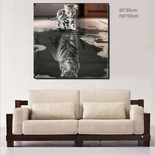 DIY 5D Diamond Painting Cats Tigers for Home Living Room Decoration Art Craft