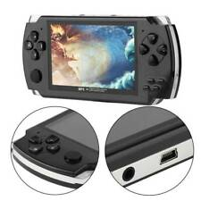 Portable Handheld 4.3'' 8GB 32Bit Built-In 1000 Games MP4 MP5 Video Game Console