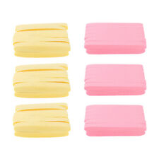 3 Packs Face Cleansing Sponge Puff Stick Compressed Facial Washing Clean Pad