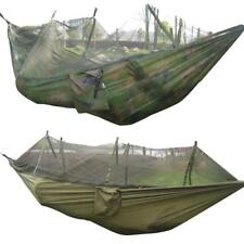 Hammock Bed Mosquito Net Portable Travel Jungle Outdoor Hanging Camping Tent