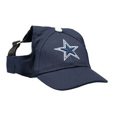 Dallas Cowboys NFL Licensed LEP Dog Pet Baseball Cap Hat, Blue Sizes S-XL