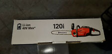 Husqvarna 120i 14-in. Cordless Electric Chainsaw w/ Li-ion Battery & Charger New