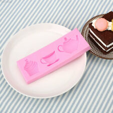 Afternoon Tea Silicone Cake Cookies Bread Baking Kitchenware Mould Tool 36F7