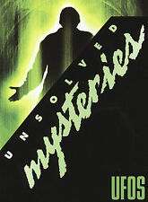 Unsolved Mysteries - UFOs (DVD, 2004, 4-Disc Set)