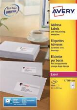 Avery L7159-250  QuickPEEL Addressing Labels (Pack of 6000 Labels)