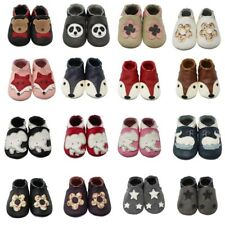 YIHAKIDS Baby Moccasins Soft Sole Novelty Leather Slippers Toddler Prewalkershoe