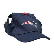 New England Patriots NFL Licensed LEP Dog Pet Baseball Cap Hat Sizes S-XL