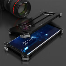 R-JUST Aluminum Gundam Armor Case For Samsung Galaxy Note9 Shockproof Back Cover