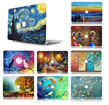 Macbook air pro 13 15 case 2018 release A1989 A1990,plastic hard shell cover YH